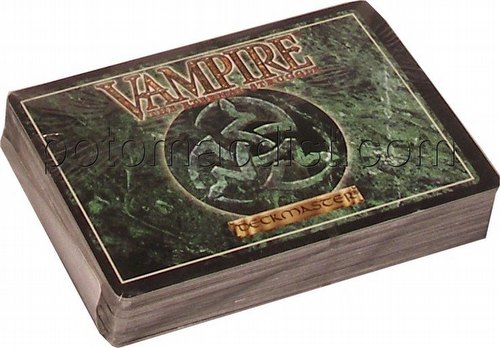 Vampire: The Eternal Struggle CCG Anarchs and Alastors Storyline Kit [#2837]