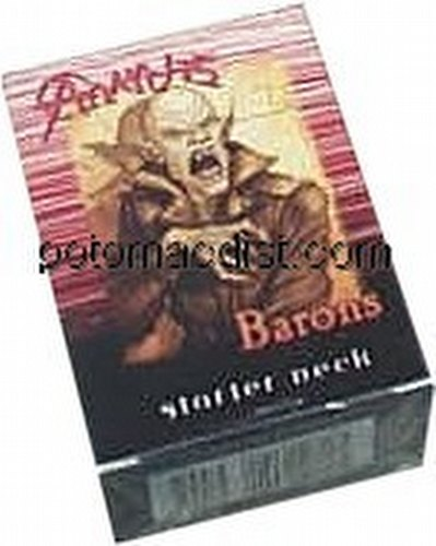 Vampire: The Eternal Struggle CCG Anarchs Barons Starter Deck
