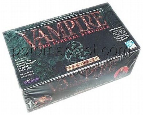 Vampire: The Eternal Struggle CCG Booster Box