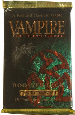 Vampire: The Eternal Struggle CCG Booster Pack
