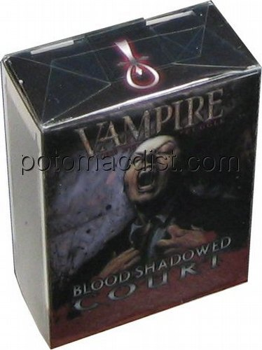 Vampire: The Eternal Struggle CCG Blood Shadowed Court Collector Set
