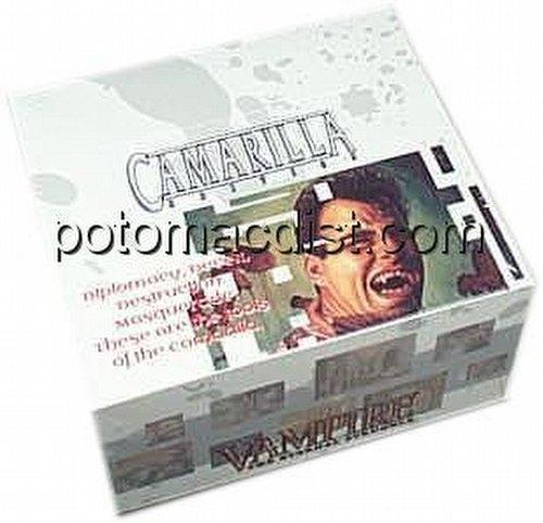 Vampire: The Eternal Struggle CCG Camarilla Booster Box