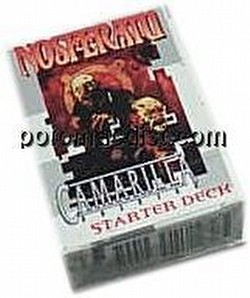 Vampire: The Eternal Struggle CCG Camarilla Nosferatu Starter Deck