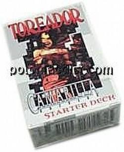 Vampire: The Eternal Struggle CCG Camarilla Toreador Starter Deck