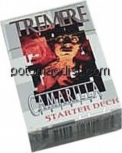 Vampire: The Eternal Struggle CCG Camarilla Tremere Starter Deck