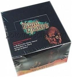 Vampire: The Eternal Struggle CCG Final Nights Preconstructed Starter Deck Box