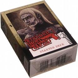 Vampire: The Eternal Struggle CCG Kindred Most Wanted Alastors Preconstructed Starter Deck