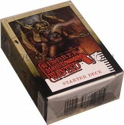 Vampire: The Eternal Struggle CCG Kindred Most Wanted Gangrel Antitribu Preconstructed Starter Deck