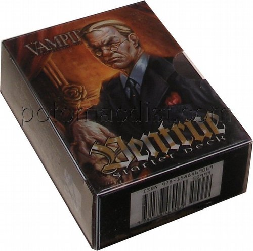 Vampire: The Eternal Struggle CCG Keepers of Tradition Ventrue Preconstructed Starter Deck