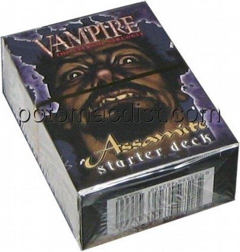 Vampire: The Eternal Struggle CCG Lords of the Night Assamite Starter Deck