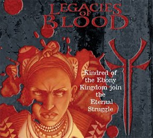 Vampire: The Eternal Struggle CCG Legacies of Blood Booster Case [10 boxes]