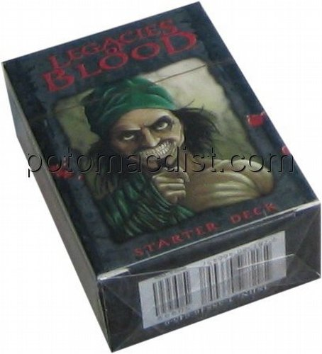 Vampire: TES CCG Legacies of Blood Ishtarri Starter Deck