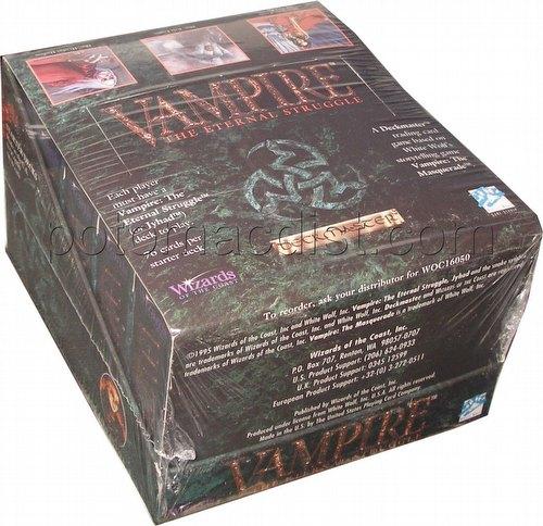 Vampire: The Eternal Struggle CCG Starter Box