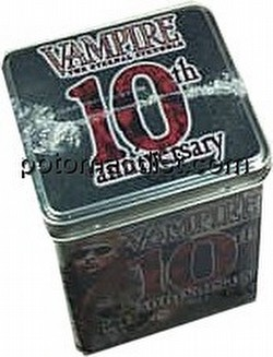 Vampire: The Eternal Struggle CCG Tenth (10th) Anniversary Set 1