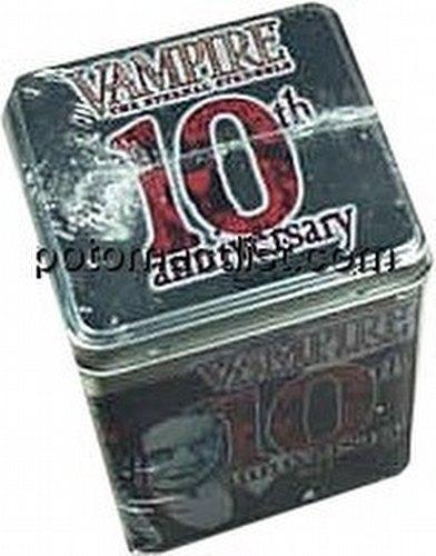 Vampire: The Eternal Struggle CCG Tenth (10th) Anniversary Set 2