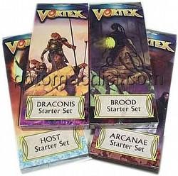 Vortex: Starter (1 of each faction)
