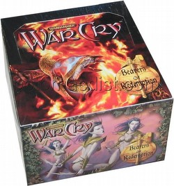 WarCry CCG: Bearers of Redemption Booster Box