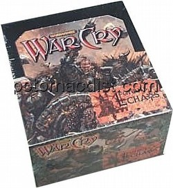 WarCry CCG: Legions of Chaos Booster Box