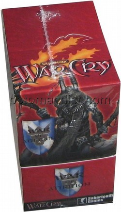 WarCry CCG: War of Attrition Booster Box