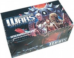 WARS Trading Card Game: Incursion Starter Deck Box