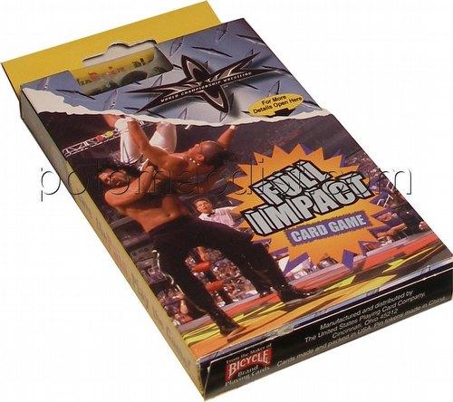 WCW Full Impact Wrestling Card Game [Single Deck]