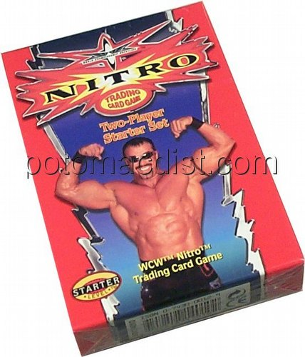 WCW Nitro: Two-Player Starter Deck