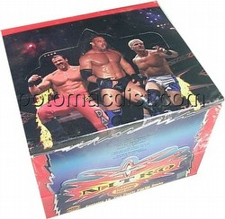 WCW Nitro: Two Player Starter Deck Box