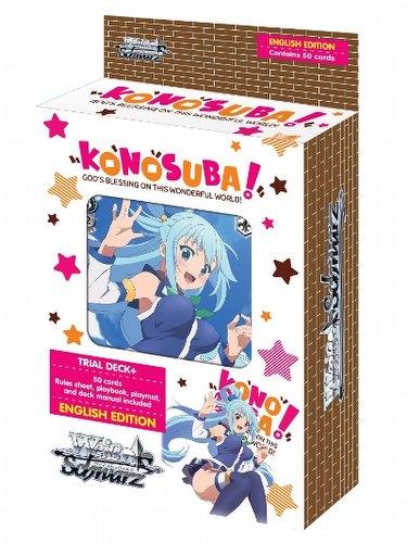 Weiss Schwarz (WeiB Schwarz): konosuba - God