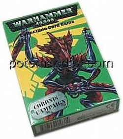Warhammer 40K CCG: Coronis Tyranids Starter Deck