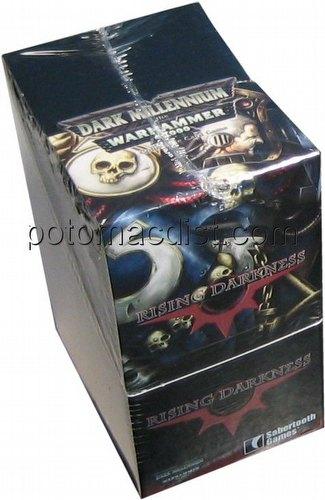 Warhammer 40K CCG: Dark Millenium Rising Darkness Booster Box