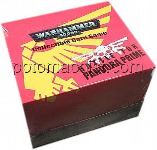 Warhammer 40K CCG: Battle for Pandora Prime Starter Deck Box