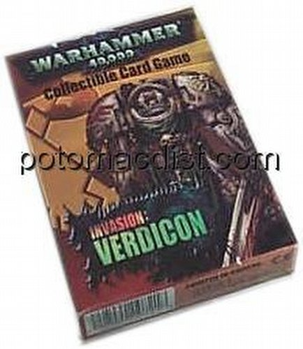 Warhammer 40K CCG: Verdicon Dark Angels Starter Deck