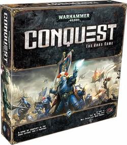 Warhammer 40,000 Card Game: Conquest Core Set Box