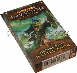 Warhammer Invasion LCG: The Corruption Cycle - Arcane Fire Battle Pack