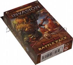 Warhammer Invasion LCG: The Enemy Cycle - Bleeding Sun Battle Pack