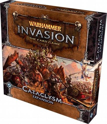 Warhammer Invasion LCG: Cataclysm Expansion Box