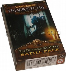 Warhammer Invasion LCG: The Corruption Cycle - The Deathmaster