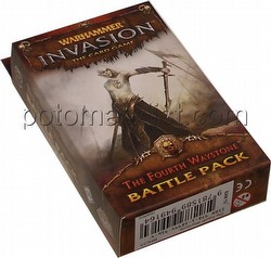 Warhammer Invasion LCG: The Enemy Cycle - The Fourth Waystone Battle Pack