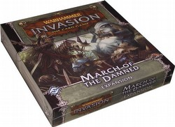 Warhammer Invasion LCG: March of the Damned Expansion Box