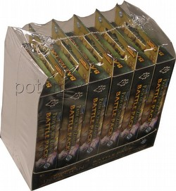 Warhammer Invasion LCG: The Corruption Cycle - Path of the Zealot Battle Pack Box [6 packs]
