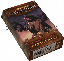 Warhammer Invasion LCG: The Enemy Cycle - Redemption of a Mage Battle Pack