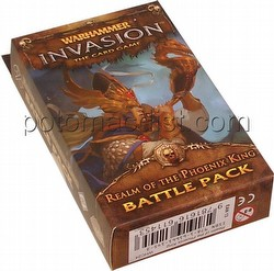 Warhammer Invasion LCG: The Capital Cycle - Realm of the Phoenix King Battle Pack