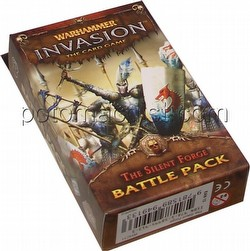 Warhammer Invasion LCG: The Enemy Cycle - The Silent Forge Battle Pack