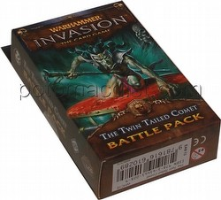 Warhammer Invasion LCG: The Morrslieb Cycle - The Twin Tailed Comet Battle Pack