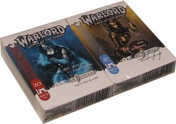 Warlord CCG: 4th Edition Exp. #4 City of Gold - Mummy/Storm Awakens Adventure Path Sets(#20/#21)
