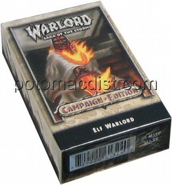 Warlord CCG: Campaign Edition Elf Starter Deck
