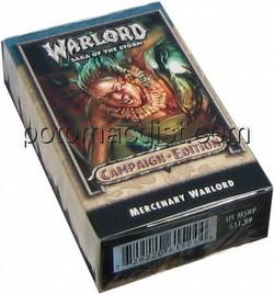 Warlord CCG: Campaign Edition Mercenary Starter Deck