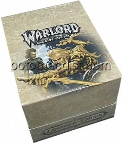 Warlord CCG: Campaign Edition Starter Deck Box