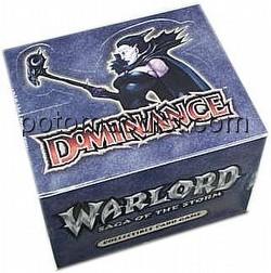 Warlord CCG: Dominance Starter Deck Box