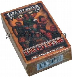 Warlord CCG: Epic Edition Free Kingdoms Starter Deck